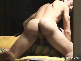 Male caresses his girlfriend previous to banging her very well