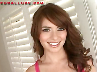 Miley is an eighteen year old red haired girl that is super cute. This Playgirl has fair skin, merry little bra buddies and a flawless little a-hole. Ray introduces her to his dick and this babe does a amazing suck job on him in advance of that guy bangs