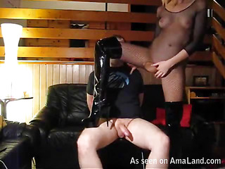 Wicked beauty oils her perfect body making it even sexier