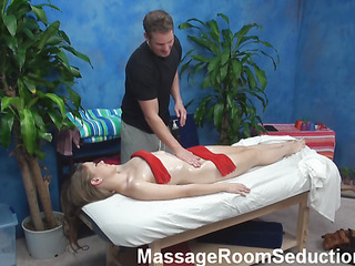 Crave To examine unforgettable pounding after admirable intimate massage? Then u are in the right place! Check up how gracious muscle dude fondles body of honey previous to drilling her snatch so well!