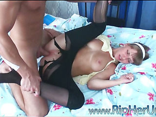 Watch from unfathomable mouth to wild anal fucking act right now