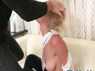 Watch from unfathomable throat to wild anal fucking action right now